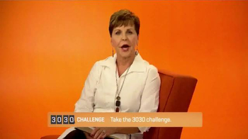 Joyce Meyer Ministries TV Spot, '30/30 Challenge' - Thumbnail 1