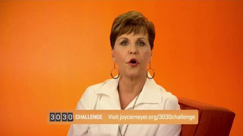Joyce Meyer Ministries TV Spot, '30/30 Challenge' - Thumbnail 2