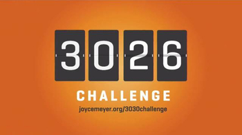 Joyce Meyer Ministries TV Spot, '30/30 Challenge' - Thumbnail 6