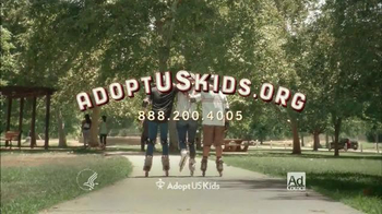 Adopt US Kids TV Spot, 'Skating' - 32 commercial airings