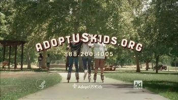 Adopt US Kids TV Spot, 'Skating' - 32 commercial airings
