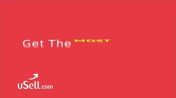 uSell.com TV Spot, 'Get the Most Money' - Thumbnail 1
