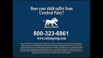 Relion Group TV Spot, 'Cerebral Palsy' - Thumbnail 8
