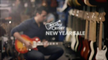 Guitar Center New Year Sale TV Spot  'Time to Play Music' - Thumbnail 1