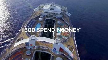 Royal Caribbean Cruise Lines Vow to Wow Sale TV Spot, 'Never Forget'