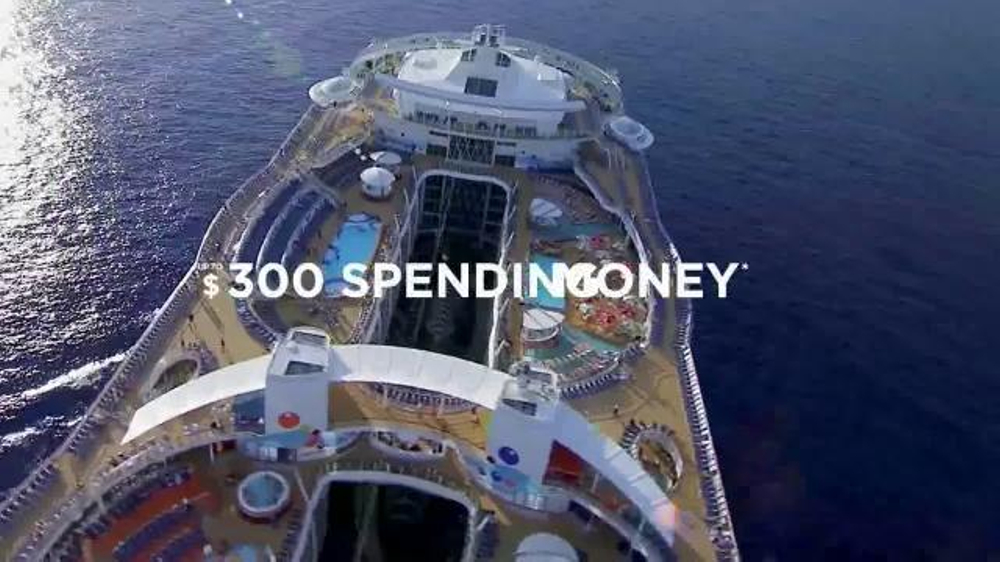 Royal Caribbean Cruise Lines Vow to Wow Sale TV Commercial, 'Never Forget'