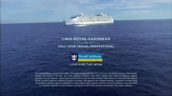 Royal Caribbean Cruise Lines Vow to Wow Sale TV Spot, 'Never Forget' - Thumbnail 10