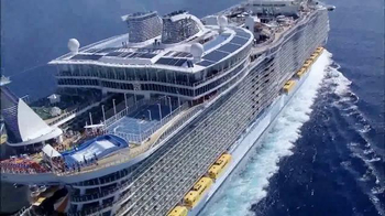 Royal Caribbean Cruise Lines Vow to Wow Sale TV Spot, 'Never Forget' - Thumbnail 8
