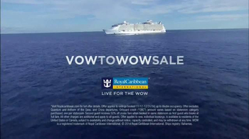 Royal Caribbean Cruise Lines Vow to Wow Sale TV Spot, 'Never Forget' - Thumbnail 9
