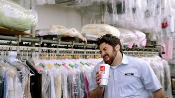 McDonald's Dollar Menú TV Spot, 'Gloria' Letra por Laura Branigan [Spanish] - 143 commercial airings