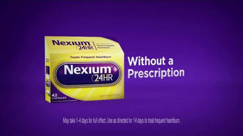 Nexium TV Spot, 'Let Nothing Hold You Back' - Thumbnail 1