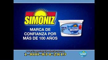 Simoniz My Cleaning Secret TV Spot, 'Chef Luis' [Spanish] - Thumbnail 2