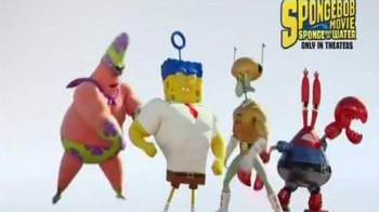 Fruitsnackia TV Spot, 'The SpongeBob Movie: Sponge Out of Water' - Thumbnail 1