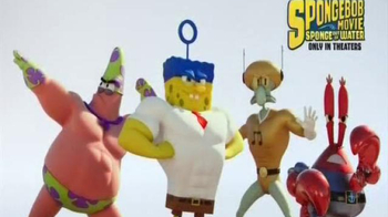 Fruitsnackia TV Spot, 'The SpongeBob Movie: Sponge Out of Water' - Thumbnail 2
