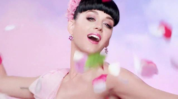 CoverGirl Full Lash Bloom TV Spot, 'Como una Flor' Con Katy Perry [Spanish] - Thumbnail 8