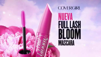 CoverGirl Full Lash Bloom TV Spot, 'Como una Flor' Con Katy Perry [Spanish] - Thumbnail 3
