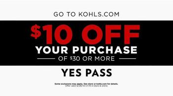 Kohl's After Christmas Sale TV Spot, 'Don't Miss It' - Thumbnail 6