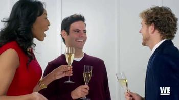 Korbel California Champagne TV Spot, 'WE TV: Toast Life' - Thumbnail 8