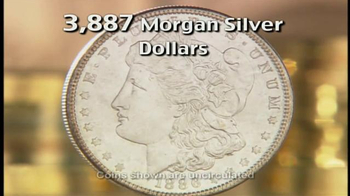 National Collector's Mint TV Spot, 'Morgan Silver Dollar: Just Located!'