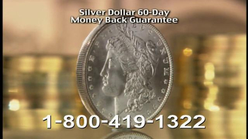 National Collector's Mint TV Spot, 'Morgan Silver Dollar: Just Located!' - Thumbnail 7