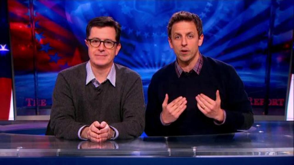 Northwestern University TV Commercial, 'Fans' Feat. Stephen Colbert, Seth Meyers