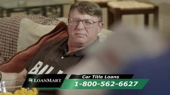 Loan Mart TV Spot, 'Sarah & Bill' Featuring Hulk Hogan - Thumbnail 1