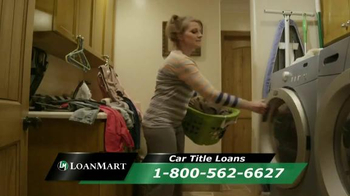 Loan Mart TV Spot, 'Sarah & Bill' Featuring Hulk Hogan - Thumbnail 2
