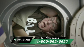 Loan Mart TV Spot, 'Sarah & Bill' Featuring Hulk Hogan - 13 commercial airings