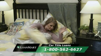 Loan Mart TV Spot, 'Sarah & Bill' Featuring Hulk Hogan - Thumbnail 4