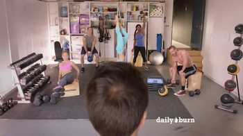Daily Burn TV Spot, 'Best Trainers Right at Home' - Thumbnail 4