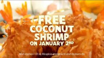 Outback Steakhouse TV Spot, 'Kiss the Coconut Shrimp' - Thumbnail 4