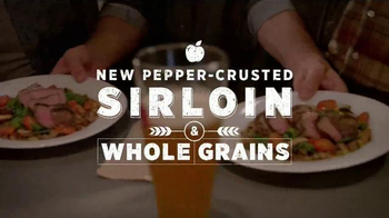 Applebee's Pub Diet TV Spot, 'What's So Great About Whole Grains? Steak.' - 1389 commercial airings