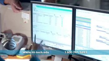 ITT Technical Institute TV Spot, 'Even Better Technical Education' - Thumbnail 2