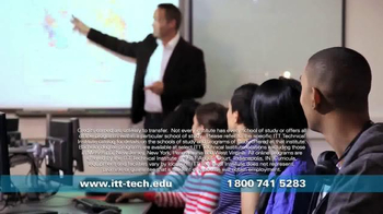 ITT Technical Institute TV Spot, 'Even Better Technical Education' - Thumbnail 4