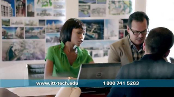 ITT Technical Institute TV Spot, 'Even Better Technical Education' - Thumbnail 8