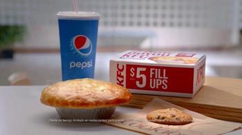 KFC $5 Fill Up TV Spot, 'Almuerzo' [Spanish] - Thumbnail 9