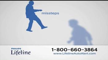 Philips Lifeline TV Spot, 'Missteps' - Thumbnail 9