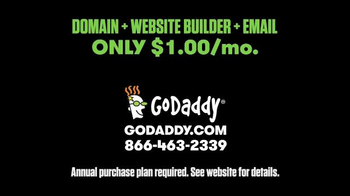 GoDaddy TV Spot, 'The World Against You' - Thumbnail 9
