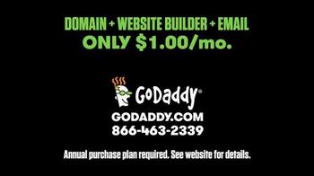 GoDaddy TV Spot, 'The World Against You' - Thumbnail 9