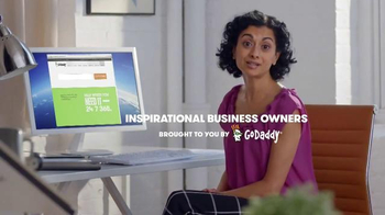 GoDaddy TV Spot, 'The World Against You' - Thumbnail 1