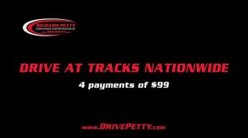 Drive Petty TV Spot, 'Drive a NASCAR Race Car' - Thumbnail 7
