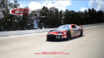 Drive Petty TV Spot, 'Drive a NASCAR Race Car' - Thumbnail 2
