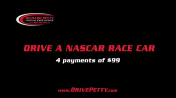 Drive Petty TV Spot, 'Drive a NASCAR Race Car' - Thumbnail 5