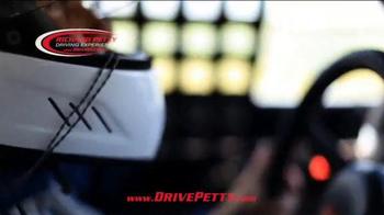 Drive Petty TV Spot, 'Drive a NASCAR Race Car' - Thumbnail 6