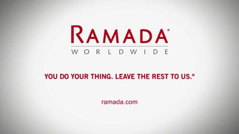 Ramada Worldwide TV Spot, 'Do Your Thing, Leave The Rest To Us' - Thumbnail 8