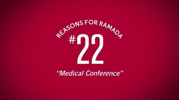 Ramada Worldwide TV Spot, 'Do Your Thing, Leave The Rest To Us' - Thumbnail 7
