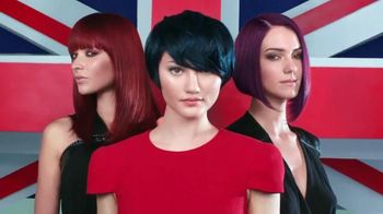Vidal Sassoon Pro Series London Luxe TV Spot