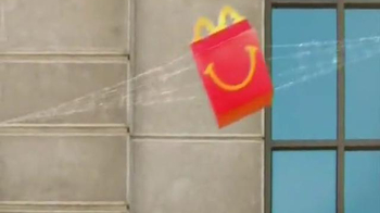 McDonald's Happy Meal TV Spot, 'The Amazing Spider-Man 2' - Thumbnail 5