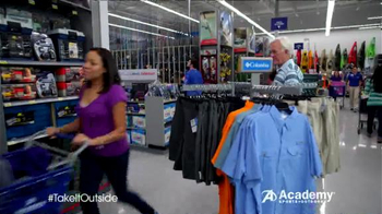 Academy Sports + Outdoors TV Spot, 'Great Outdoors' - Thumbnail 1