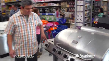 Academy Sports + Outdoors TV Spot, 'Great Outdoors' - Thumbnail 4